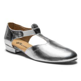 Rumpf 1312 Greek Sandal tanssikenkä hopea