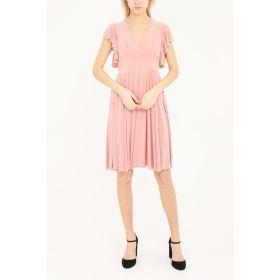 Silver Fashion 1945 tanssimekko vaaleanpunainen