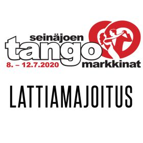 Seinäjoen Tangomarkkinat -tanssileiri 8.-11.7.2020 | Lattiamajoitus