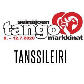 Seinäjoen Tangomarkkinat -tanssileiri 8.-11.7.2020