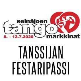 Seinäjoen Tangomarkkinat 8.-11.7.2020 | Tanssijan Festaripassi