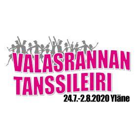 Valasrannan Tanssileiri 24.7-2.8.2020