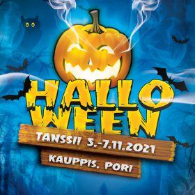Halloween Tanssii 5.-7.11.2021