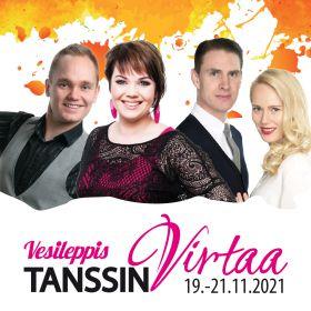 Tanssin Virtaa 19.-21.11.2021