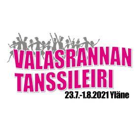 Valasrannan Tanssileiri 23.7-1.8.2021