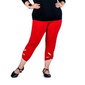 2W Paris P2173 legginsit punainen