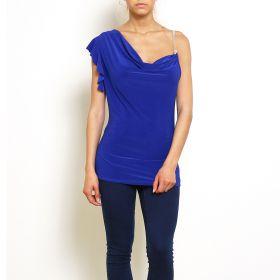 Silver Fashion 6021 tanssitoppi sininen