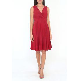 Silver Fashion 7080 tanssimekko tummanpunainen