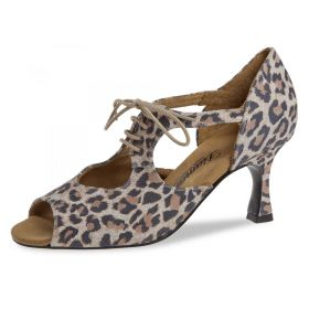 Diamant 190-087-329-V tanssikenkä leopardi