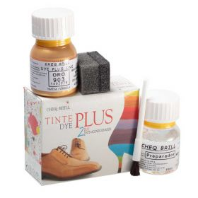 Dye Plus nahkamaali kulta 40ml