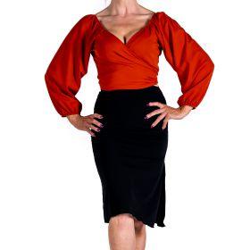 Elle Style 3 tanssipaita oranssi