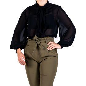 Elle Style 7960 tanssipaita musta