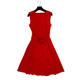 Elle Style 2006 tanssimekko tummanpunainen