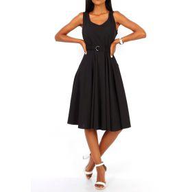 Elle Style 9053 tanssimekko musta