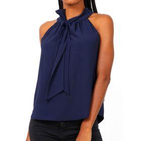 Elle Style 9083 tanssitoppi sininen