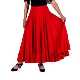 Intermezzo M7681 Flamenco hame punainen