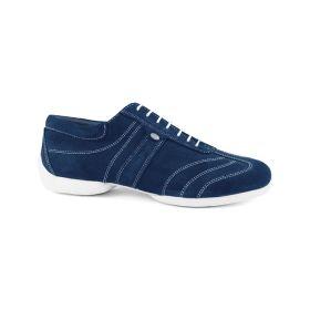 Portdance Pietro Street tanssikenkä sininen