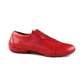 Portdance Pietro Street tanssikenkä punainen
