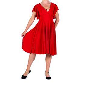 Silver Fashion 1945 tanssimekko punainen