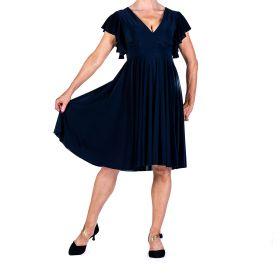 Silver Fashion 1945 tanssimekko tummansininen