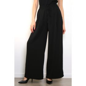 Silver Fashion 6134 tanssihousut musta
