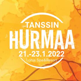 Tanssin Hurmaa 21.-23.1.2022 | Lohja Spa & Resort, Karjalohja