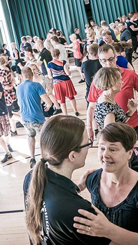 Tanssikurssit